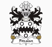 Fitzalan Coat of Arms (Welsh) by coatsofarms