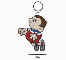 2014 World Cup - USA by spaghettiarts