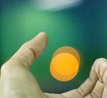 Floating Bokeh by grafoxdesigns