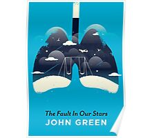 The Fault In Our Stars | Redesigned Poster