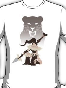 Nidalee, the Bestial Huntress T-Shirt