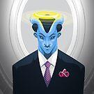 Heaven or Hell Angel or Demon by popephoenix