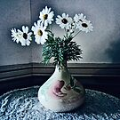 Daisies in a Vase by Albert