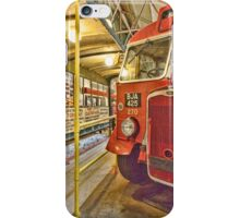 The 96 to Holmes Chapel iPhone Case/Skin