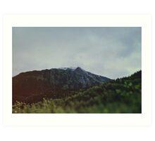 Alaska Frontier Art Print