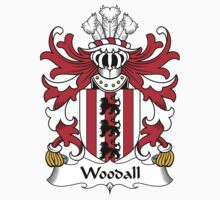 Woodall Coat of Arms (Welsh) by coatsofarms