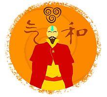 Air Master Tenzin by skriitch