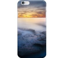 Blue Mists iPhone Case/Skin