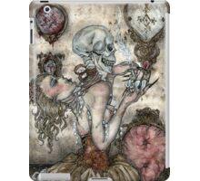 "Frustration -Is An Evil Attitude"" iPad Case/Skin"