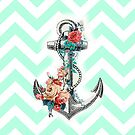 Mint Anchor by rapplatt