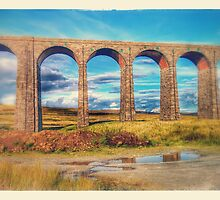 Ribblehead Viaduct by SaraHardman