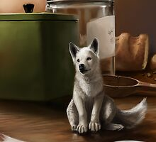 wolf pup by goodwolf