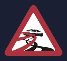 Caution: Inertia Drift Kids Clothes