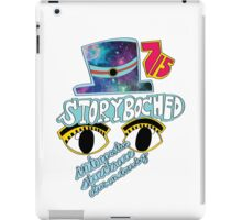 Story Böched iPad Case/Skin