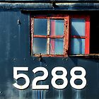 Locomotive Window by debidabble