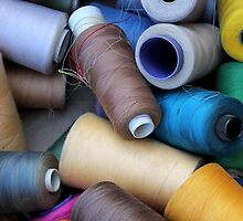 sewing thread by spetenfia