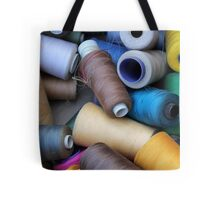 sewing thread Tote Bag