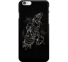 Christmas Sci-Fi - III iPhone Case/Skin