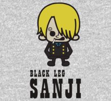 One Piece - Sanji by Sandy W