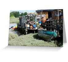 Harbour Life Greeting Card