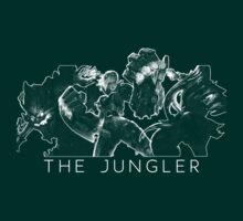 The Jungler by Werutaasu