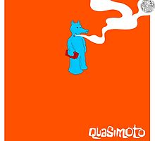 Lord Quas (Quasimoto) by virgile404