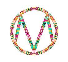 The Maine 'M' Logo by JessDucky