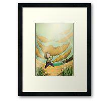 TAZAS  Framed Print
