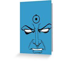 Doc Manhattan - Watchmen Greeting Card