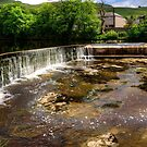 Settle Weir by Tom Gomez
