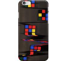 Rubix cube melting iPhone Case/Skin