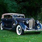 Classic Packard Phaeton by DaveKoontz