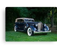 Classic Packard Phaeton Canvas Print