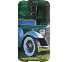 1933 Packard 1006 Convertible 2 Samsung Galaxy Case/Skin
