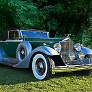 1933 Packard 1006 Convertible 2 by DaveKoontz