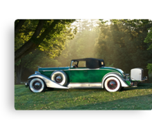 1933 Packard 1006 Convertible 1 Canvas Print