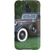 1933 Lincoln Sedan Samsung Galaxy Case/Skin