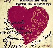 SALMOS 30:11 by arteparajesus