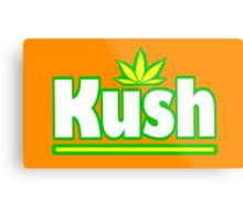 juicy KUSH Metal Print