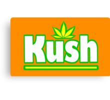juicy KUSH Canvas Print