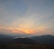Blackwater Sunset by Pete Johnston