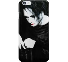 Mouth And Eyes And Heart All Bleed iPhone Case/Skin