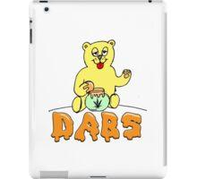 DABS - honey bear iPad Case/Skin