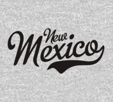 New Mexico Script Black by USAswagg2