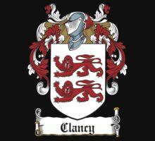 Clancy (Monaghan) by HaroldHeraldry