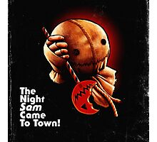 Trick 'r Treat Halloween Poster by samRAW08