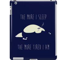 I Love Sleep iPad Case/Skin