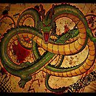 Shenron The Dragon God by LagrangeMulti