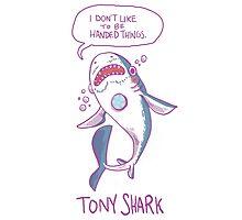 Tony Shark Photographic Print