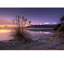 Morning Bliss - New Zealand Photographic Print